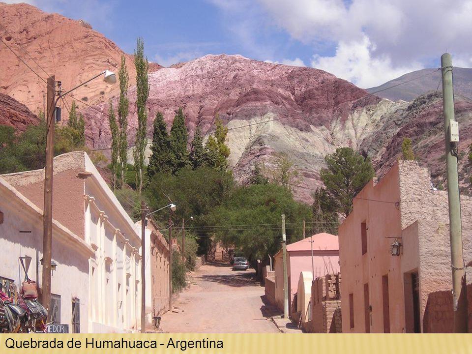Blocco Gesuita di Cordòba - Argentina