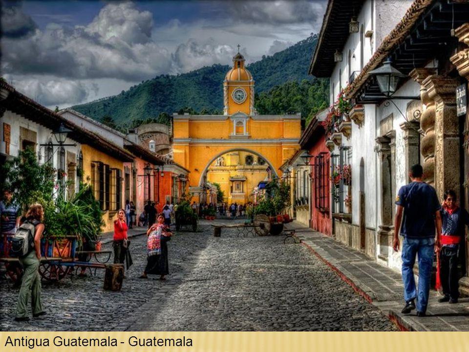 Antigua Guatemala - Guatemala