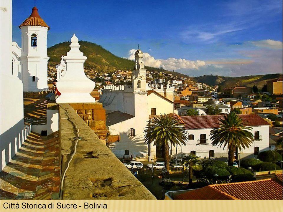 Forte di Samapaita - Bolivia