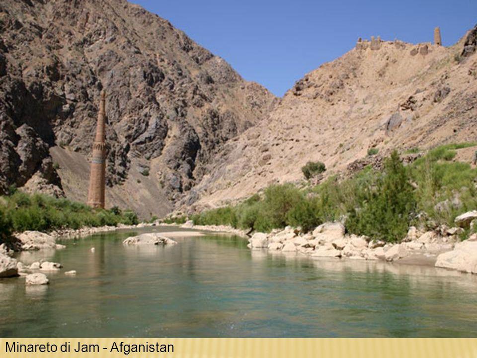 Minareto di Jam - Afganistan