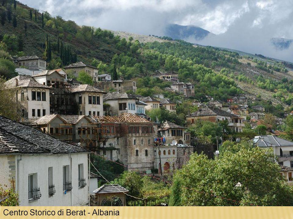 Centro Storico di Berat - Albania