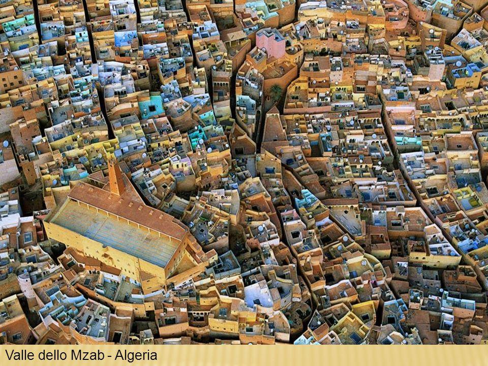 Valle dello Mzab - Algeria