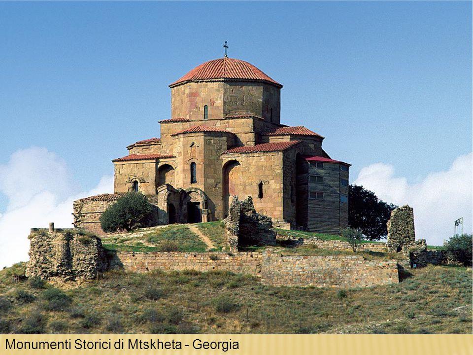 Monumenti Storici di Mtskheta - Georgia