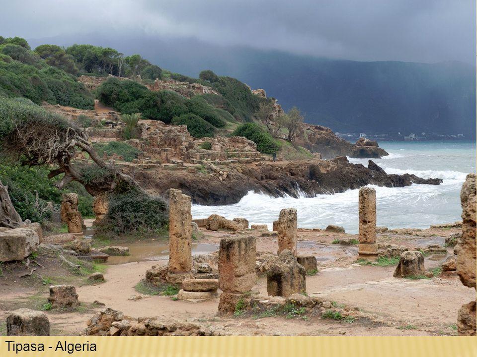 Tipasa - Algeria