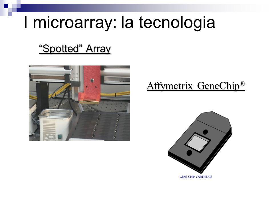 Normalizzazione scale  r iscalatura della dispersione dei log- fold-change fra array per equilibrare i valori di M fra array Normalizzazione between arrays scale