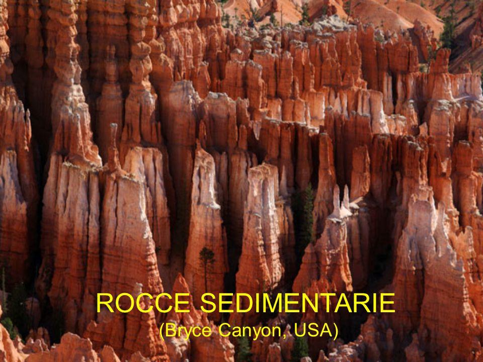 ROCCE SEDIMENTARIE (Bryce Canyon, USA)