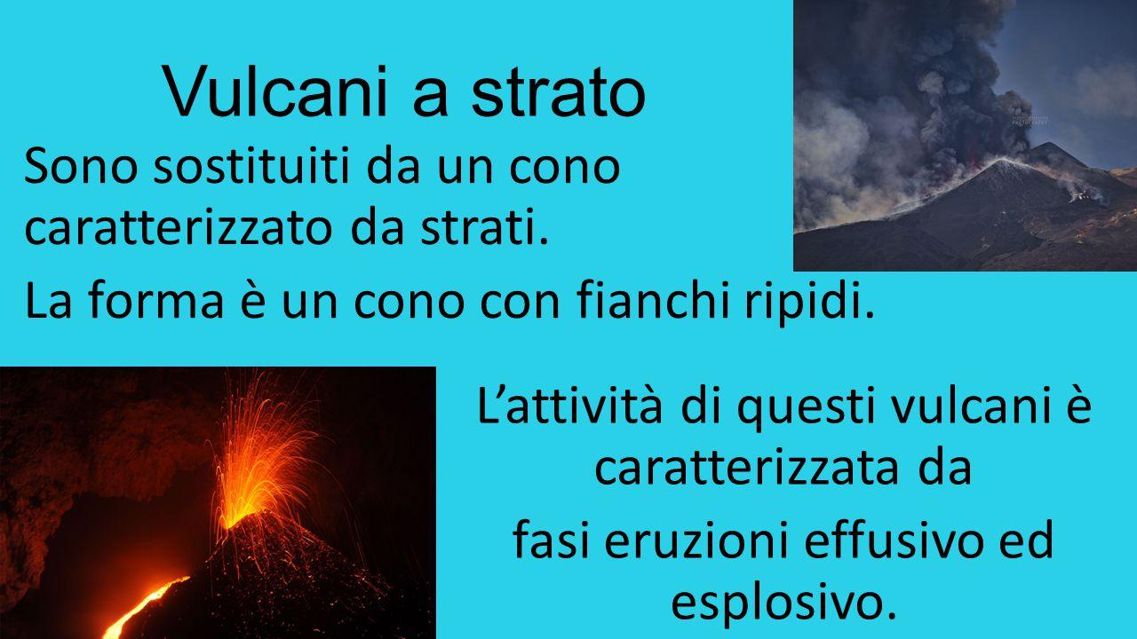 Vulcani attivi si trovano in Sicilia: Etna, isole di Stromboli, isole di Lipari e isole di Vulcano.