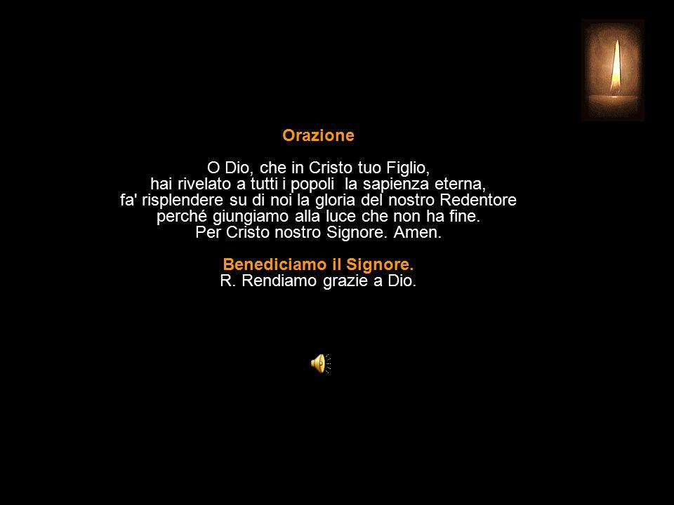 Seconda Lettura: Dal «Commento su san Giovanni» di san Cirillo d'Alessandria, vescovo (Lib. 5, cap. 2; PG 73, 751-754) L'effusione dello Spirito Santo