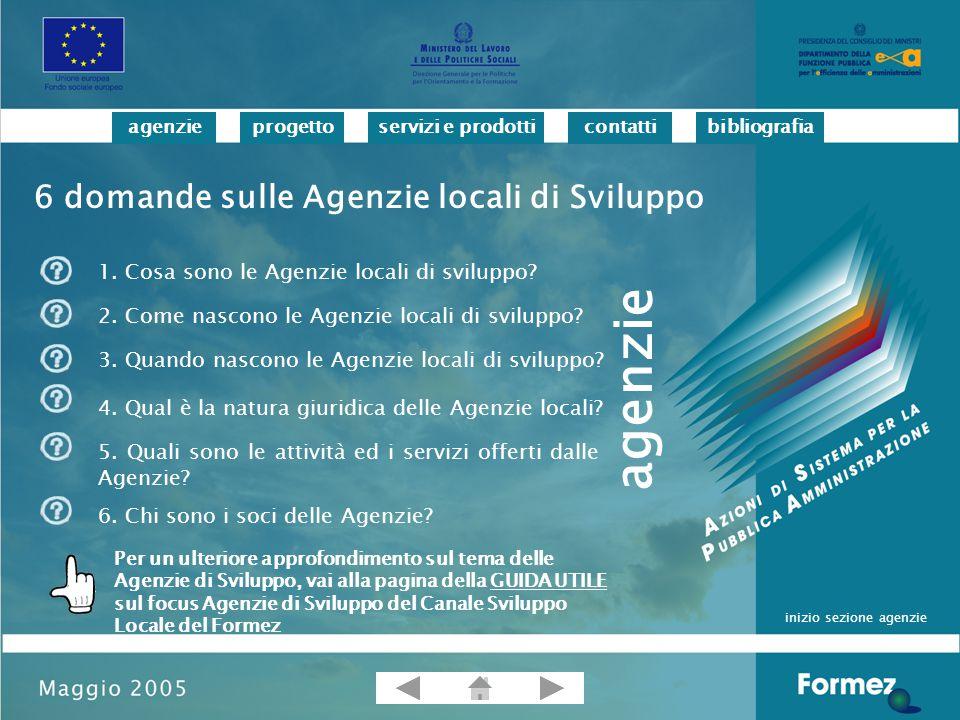 progettoservizi e prodotticontattibibliografiaagenzie Balducci A.