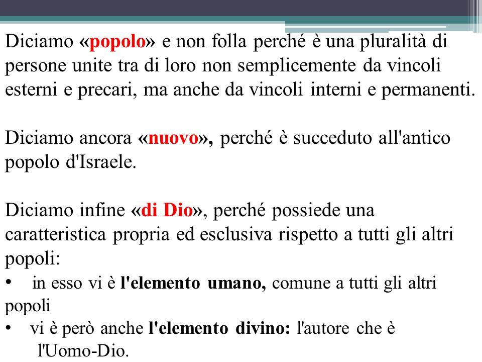 Esso, inoltre, ha un fine supremo proprio ed esclusivo: la salus animarum.