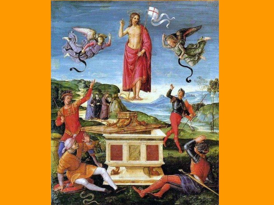 Benedetto XVI ha dedicato l'Udienza Generale di mercoledì 27 aprile 2011 in piazza San Pietro alla risurrezione di Cristo