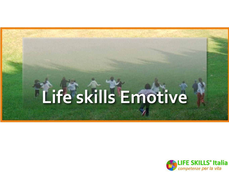Life skills Emotive