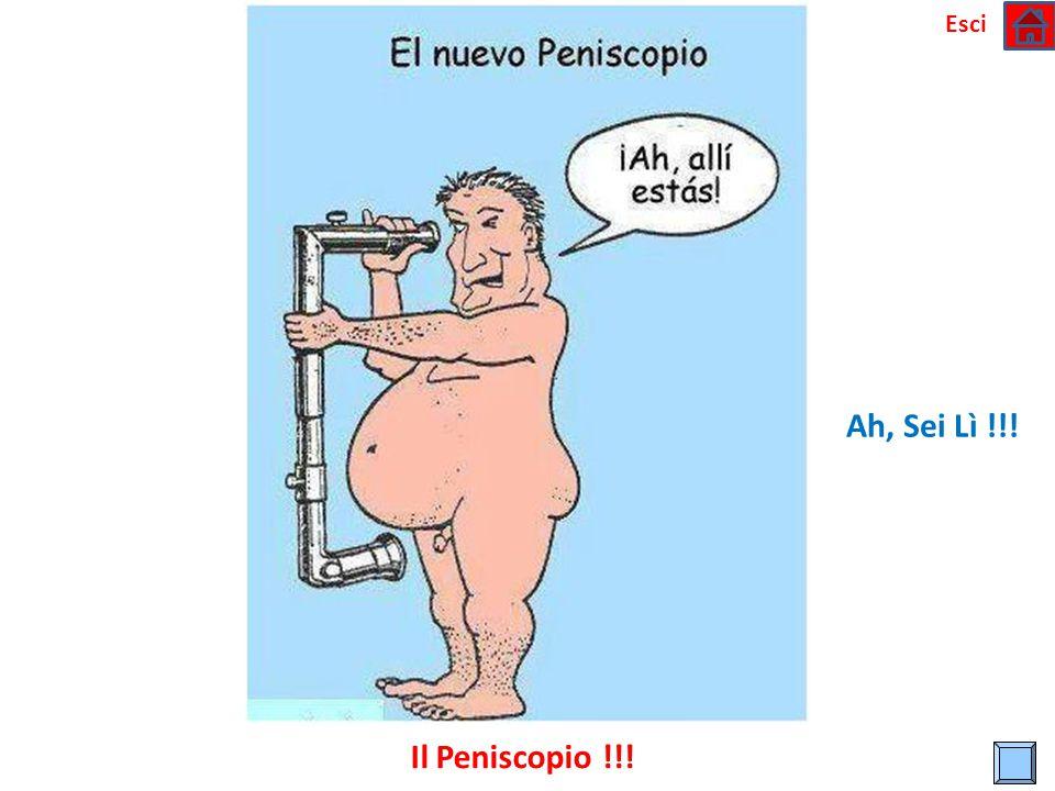Esci Raffinato Supplizio !!!