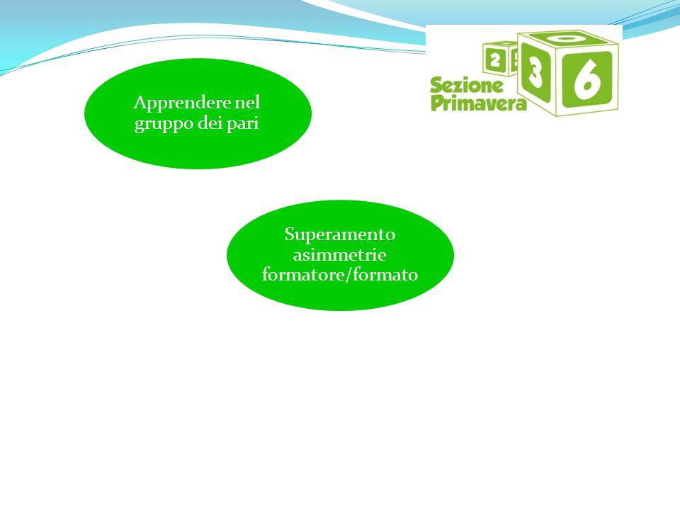 Superamento asimmetrie formatore/formato