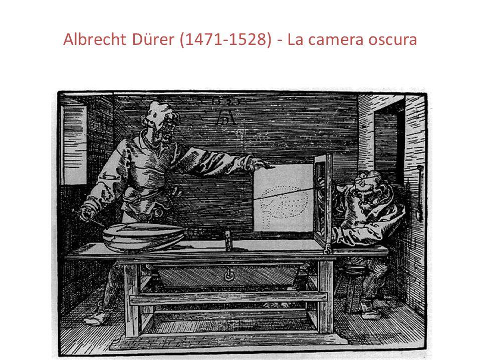 Albrecht Dürer (1471-1528) - La camera oscura