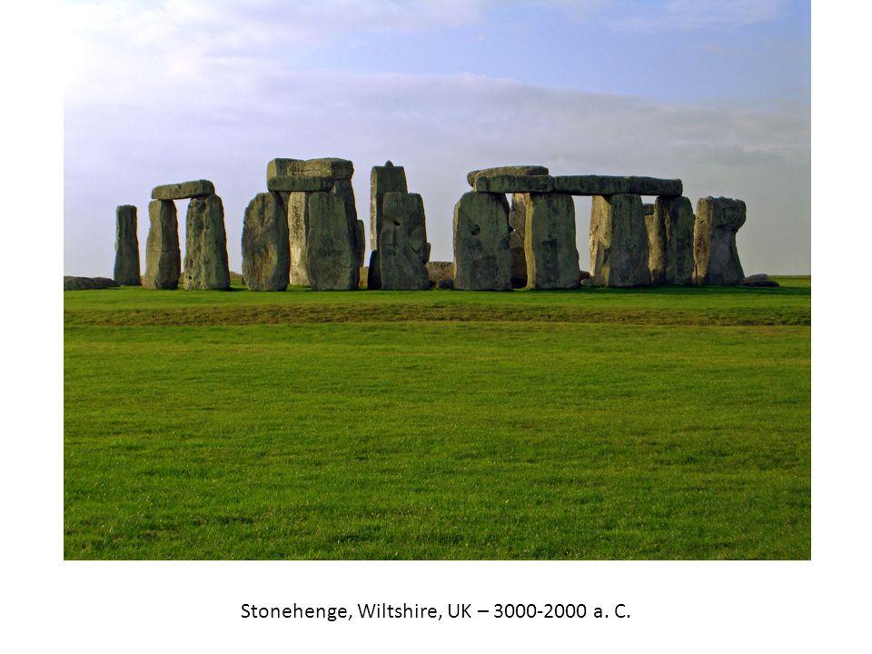Stonehenge, Wiltshire, UK – 3000-2000 a. C.