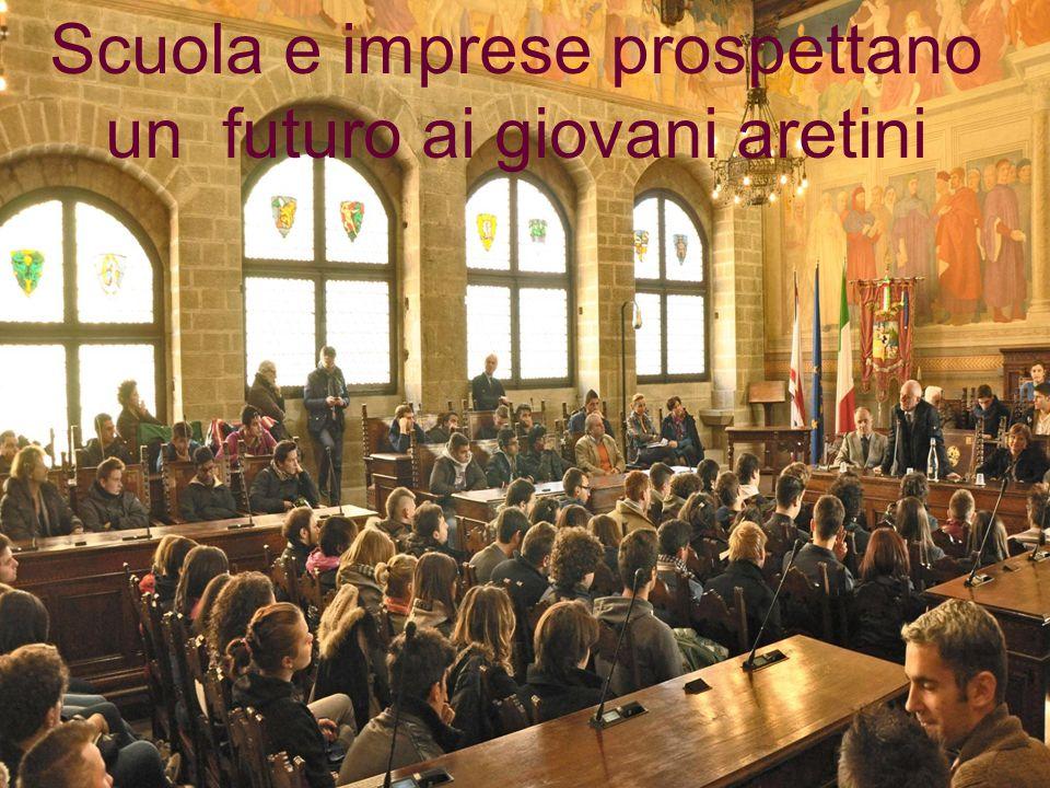 Scuola e imprese prospettano un futuro ai giovani aretini