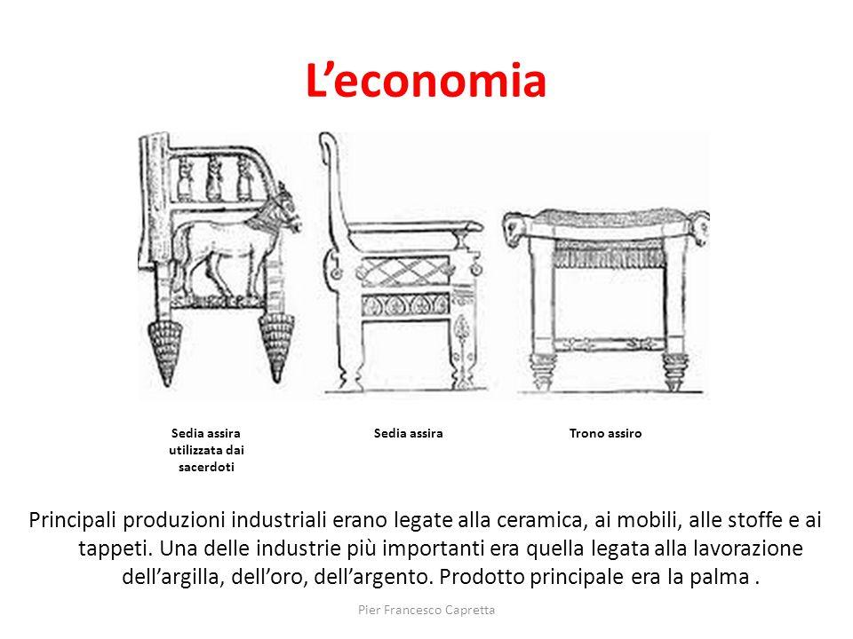 L'economia Principali produzioni industriali erano legate alla ceramica, ai mobili, alle stoffe e ai tappeti. Una delle industrie più importanti era q