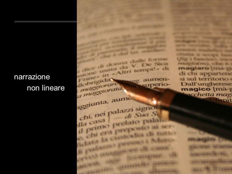 ipertesti narrazione non lineare