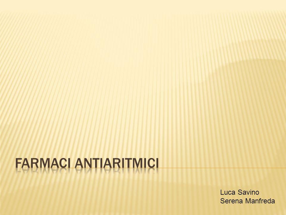 Luca Savino Serena Manfreda