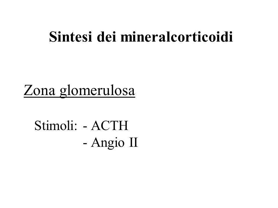 Sindrome di Cushing: terapia Chirurgica : –asportazione adenoma ipofisario ACTH- secernente –asportazione adenoma surrenalico monolaterale cortisolo-s