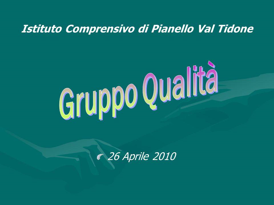Istituto Comprensivo di Pianello Val Tidone 26 Aprile 2010