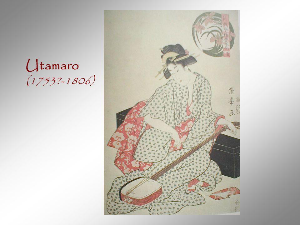 Utamaro (1753?-1806)