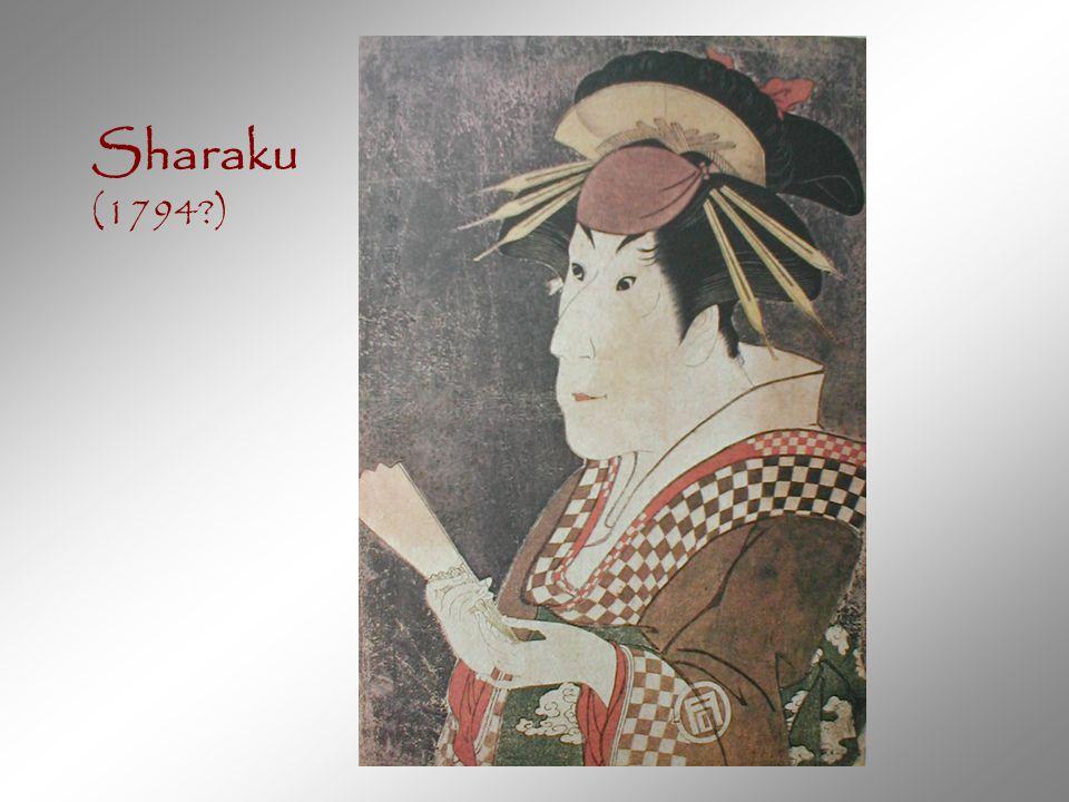 Sharaku (1794?)