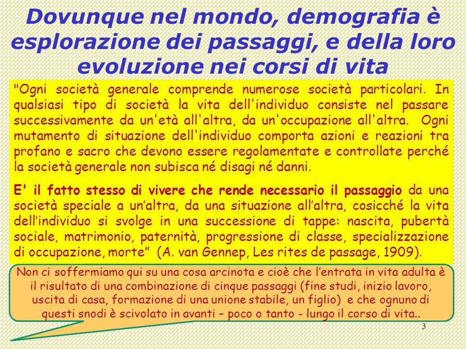 L'ombra lunga della dipendenza sociale: due suggestioni (Carlo M.
