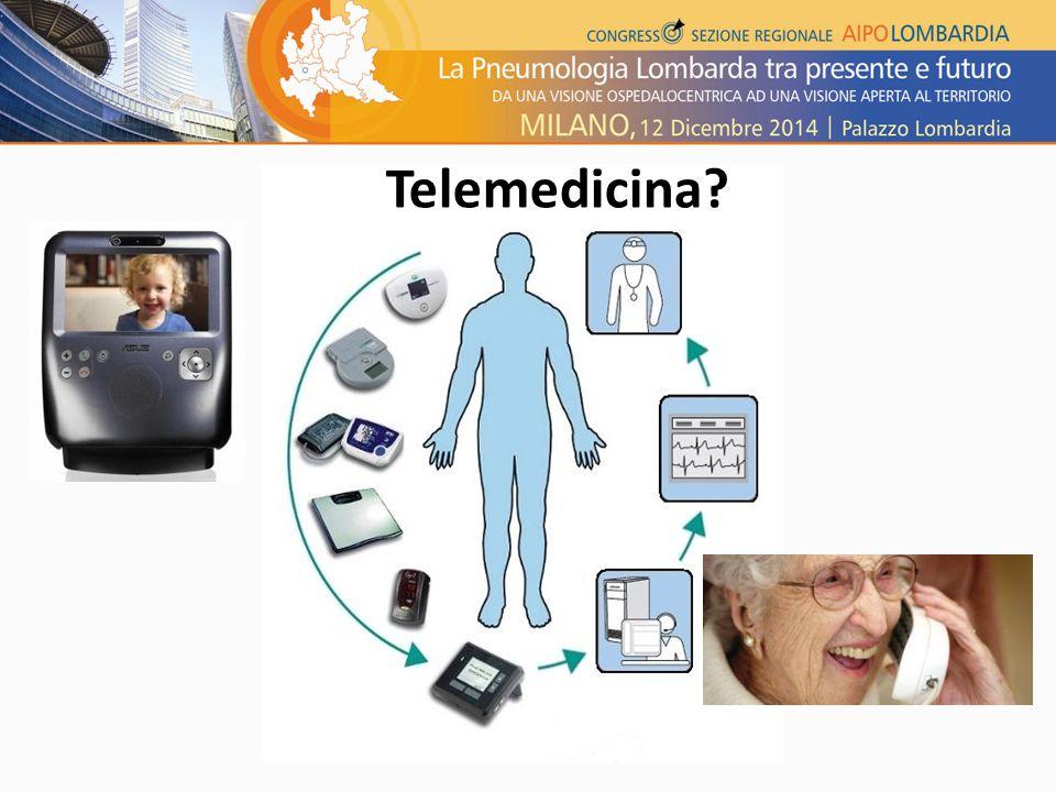 Telemedicina?