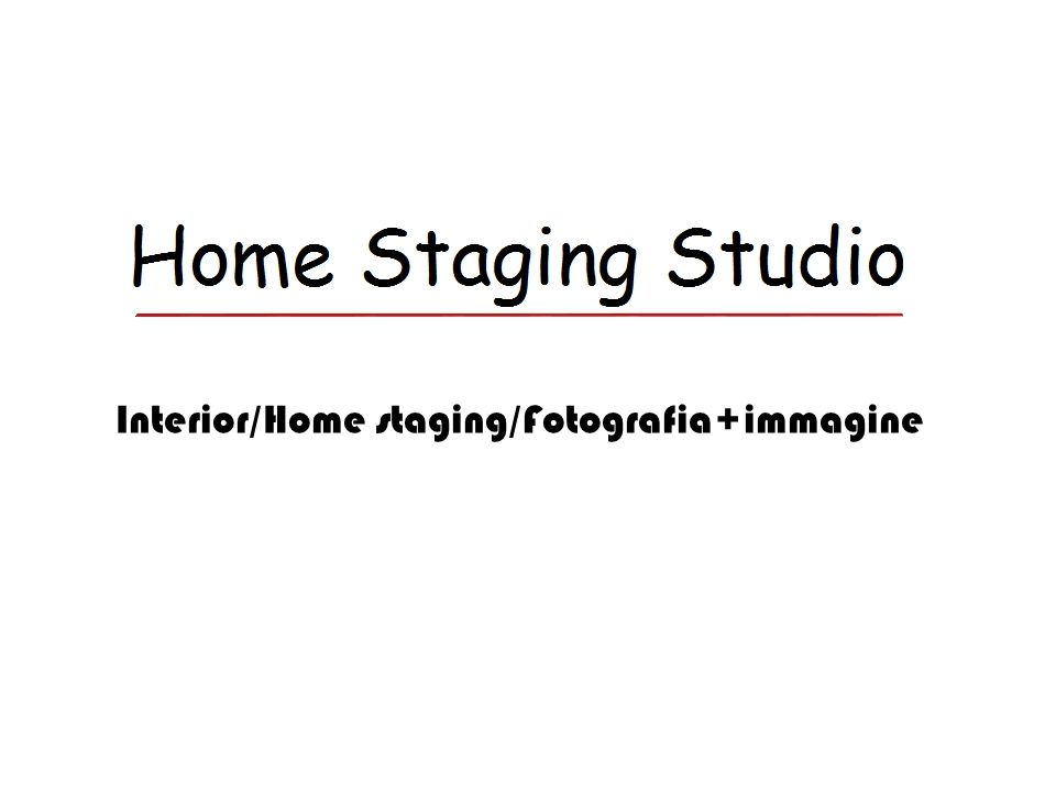 Home Staging L'Home Staging è l'arte di preparare la casa in modo adeguato in vista di una vendita o all'affitto.