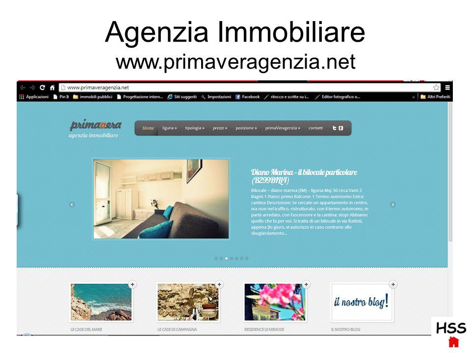 Agenzia Immobiliare www.primaveragenzia.net