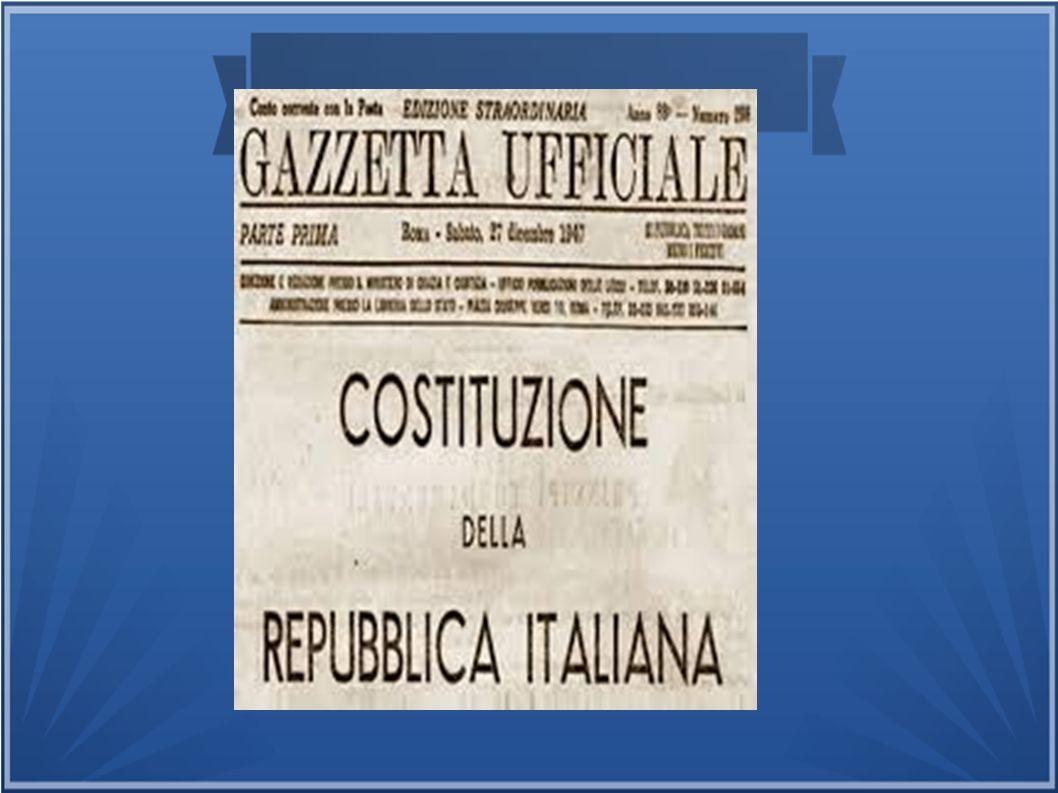 Costituzione Italiana Art. 33 «L arte e la scienza sono libere e libero ne è l insegnamento»