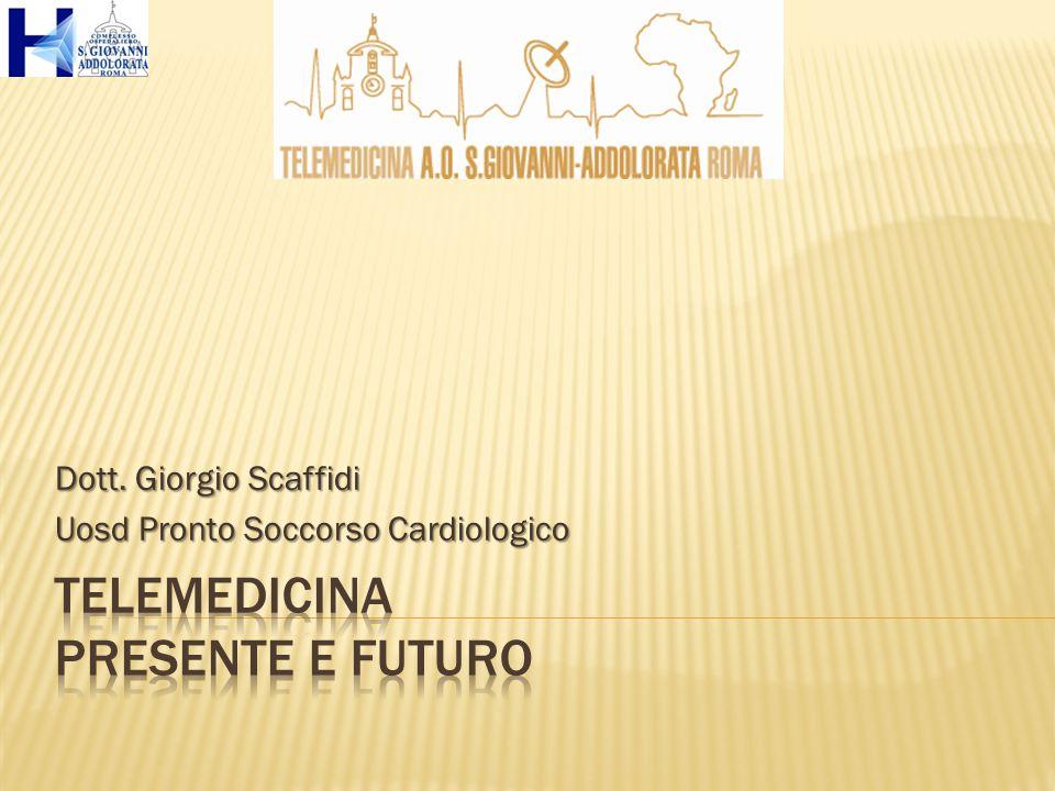 Dott. Giorgio Scaffidi Uosd Pronto Soccorso Cardiologico