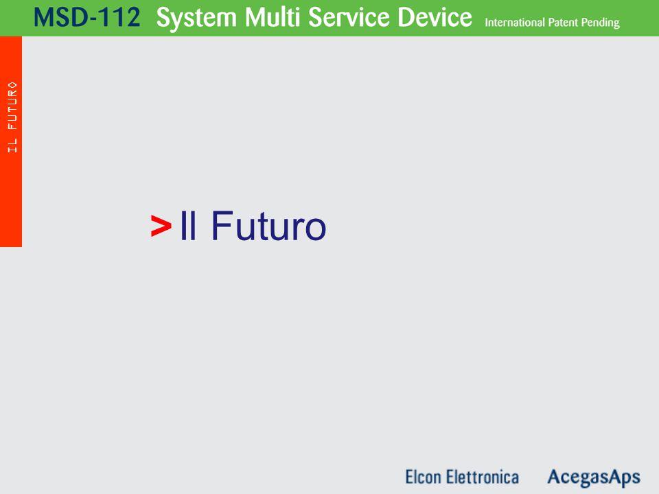 Il Futuro > MSD - 112 IL FUTURO