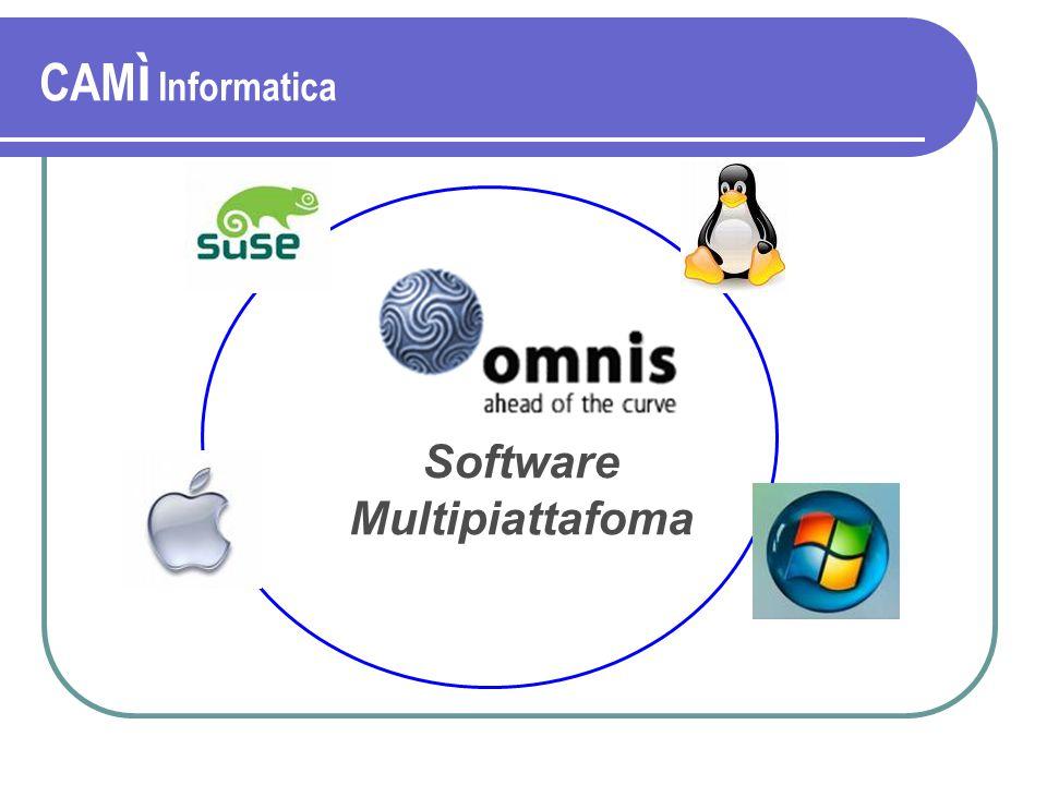 Software Multipiattafoma CAM ì Informatica