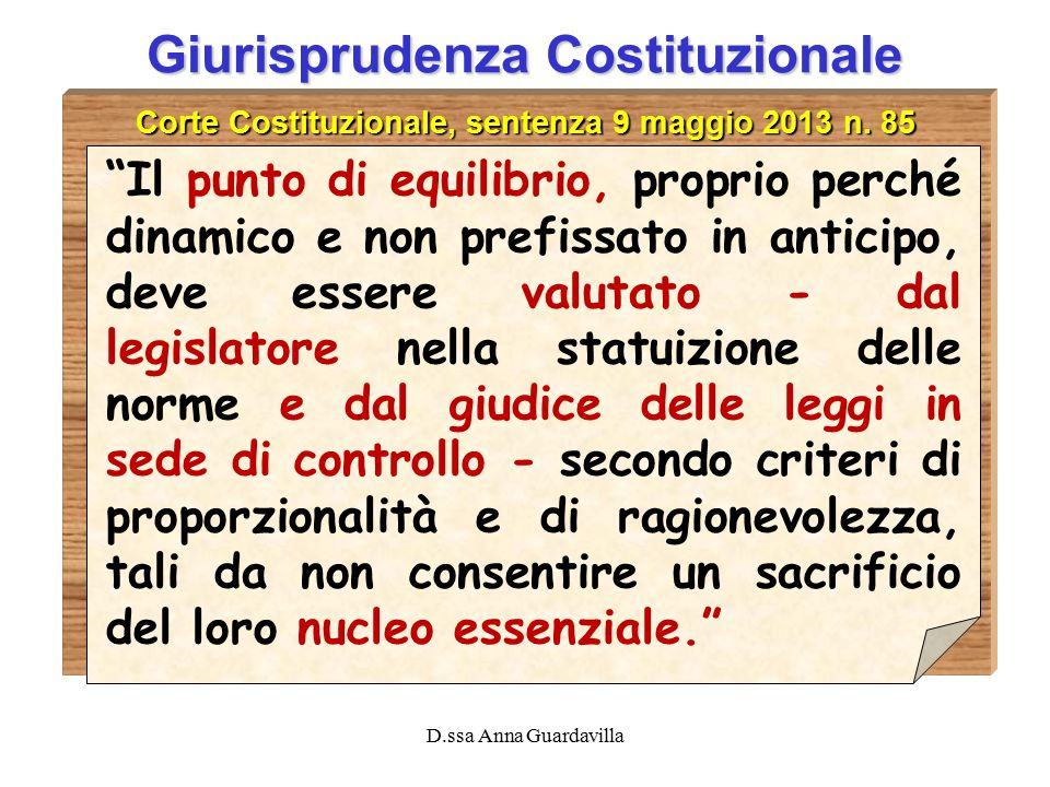 D.ssa Anna Guardavilla Decreto Legislativo n.81/2008 Art.