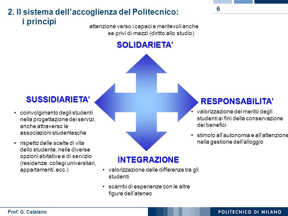 Prof. G. Catalano 6 2.