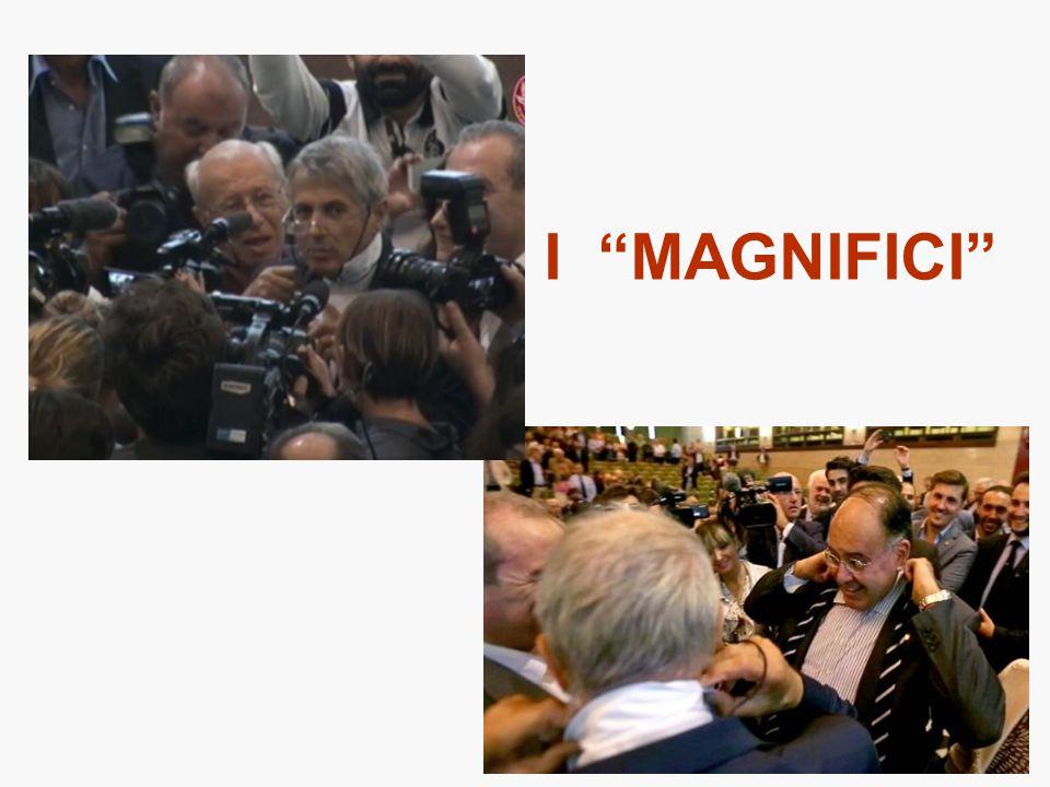 """1 I """"MAGNIFICI"""""""