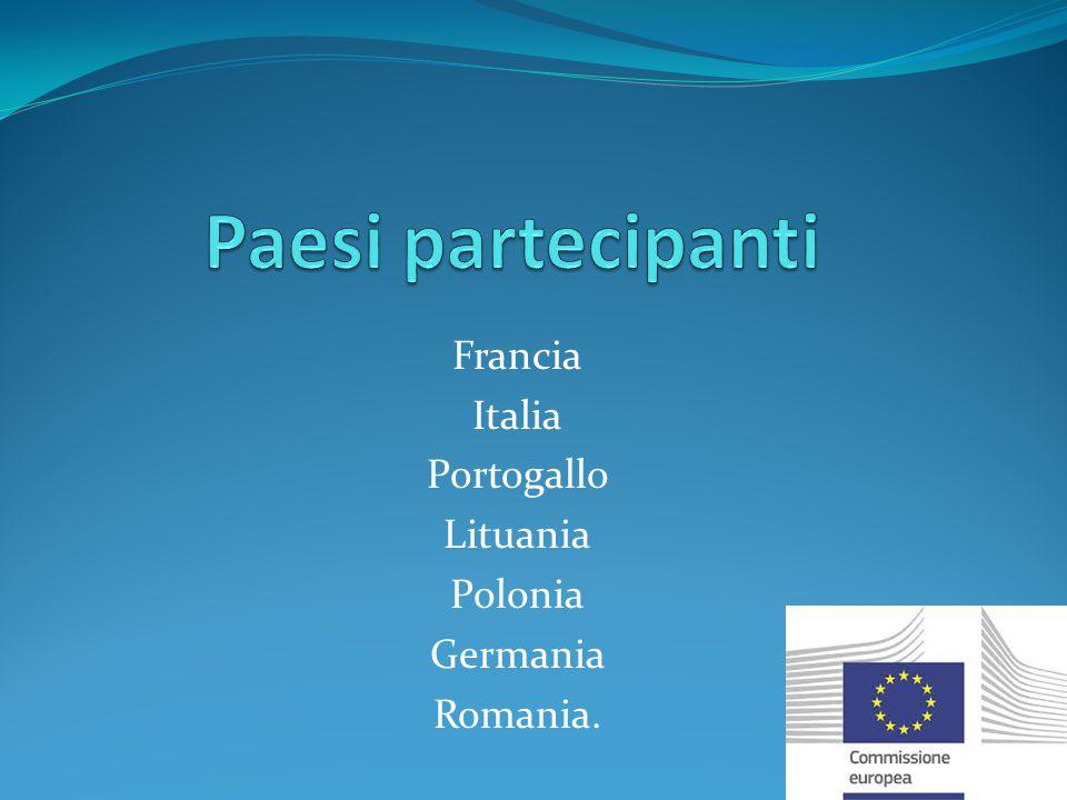 Francia Italia Portogallo Lituania Polonia Germania Romania.