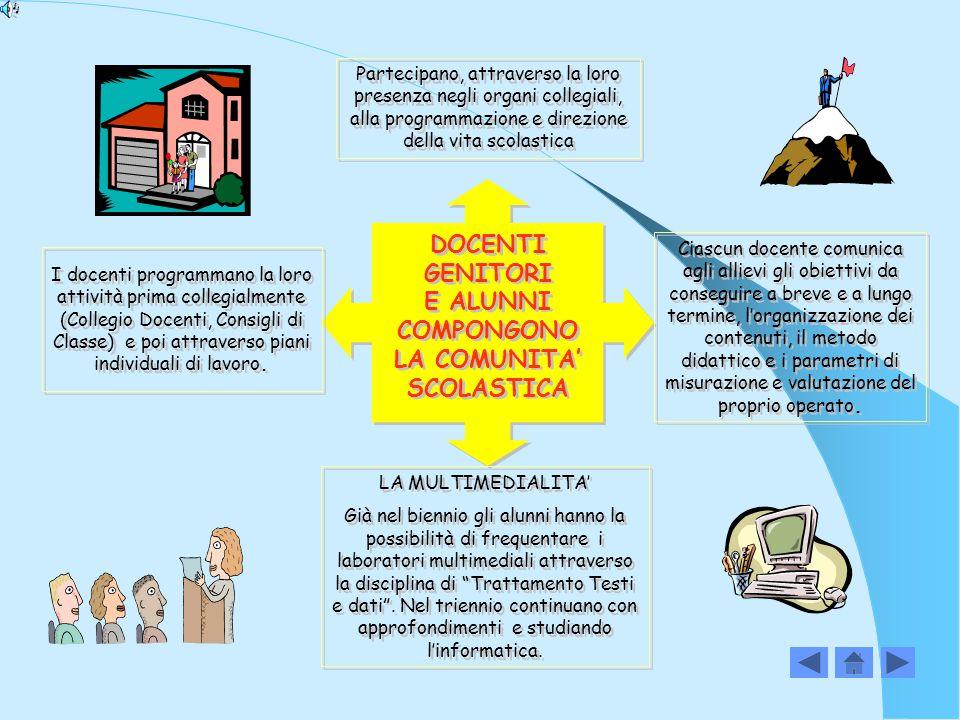 Presentazione Corsi L'Istituto F. Scarpellini rilascia il Diploma di: L'Istituto F.