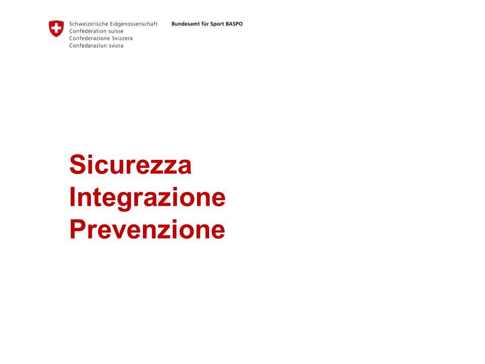 Sicurezza Integrazione Prevenzione