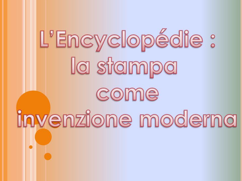 Questi sono i frontespizi dei volume I e XI dell'Encyclopédie custoditi nel nostro liceo.