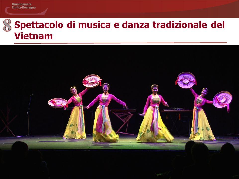 [ 11 ] Spettacolo di musica e danza tradizionale del Vietnam
