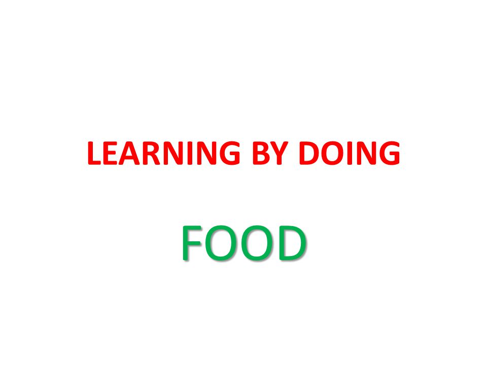 HOMEWORK We can give homework to: Learn English verbs Understand other recipes