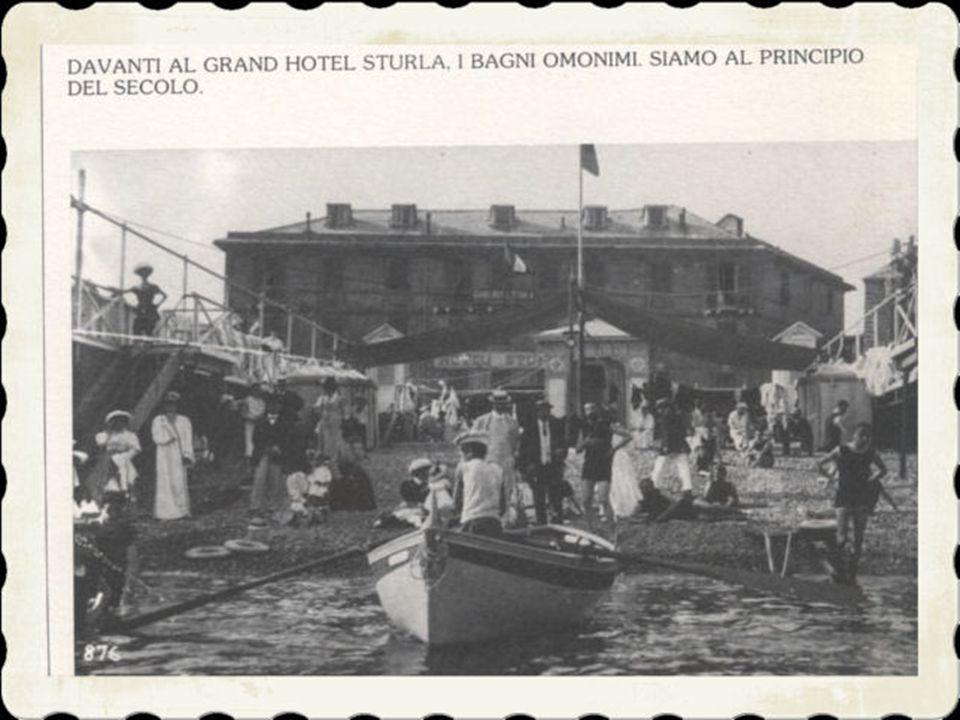 4)Durante il suo soggiorno fu anche ospitato nella casa di Sturla del nobile Pietro Malocello e, ad un pranzo partecipò anche il Doge di Genova Simon