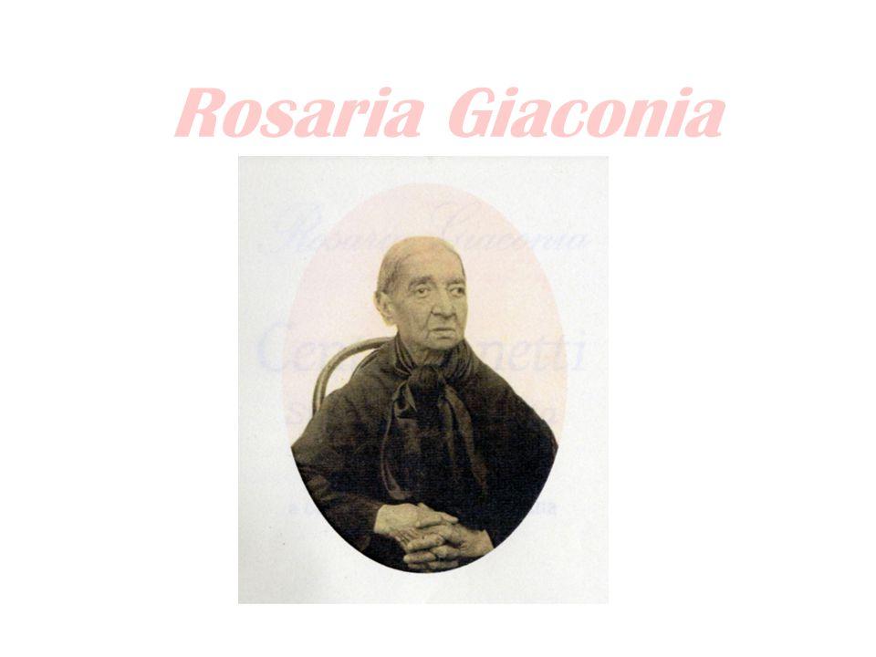 Rosaria Giaconia