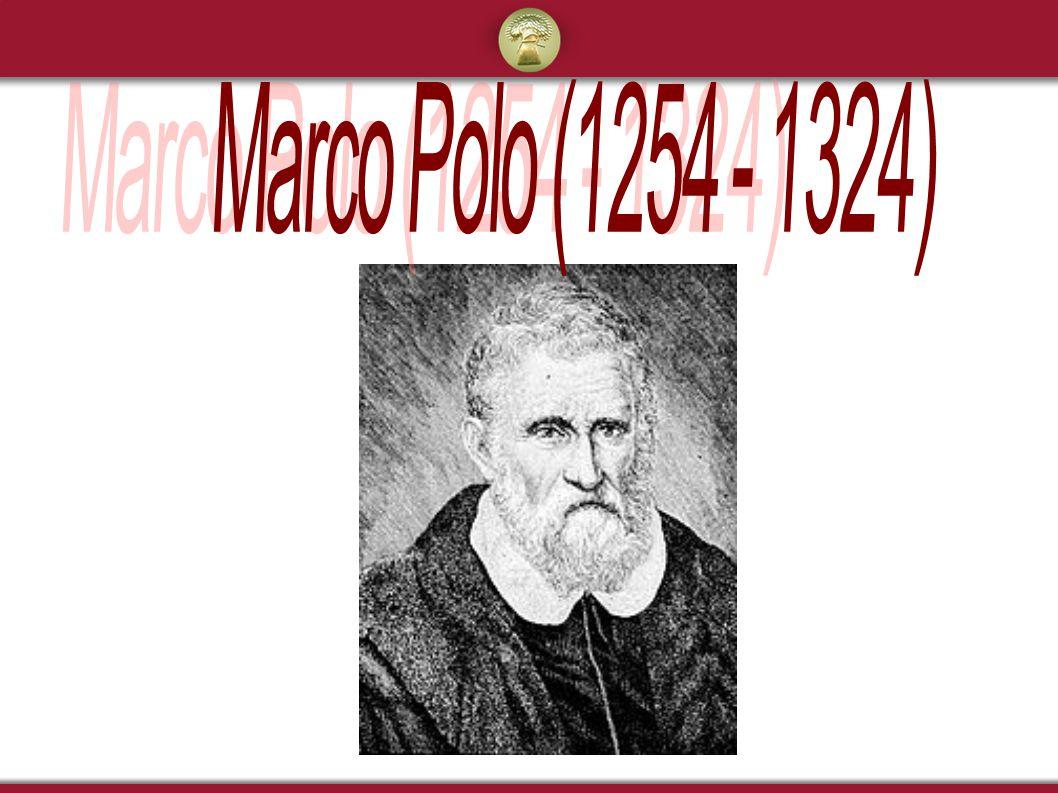 Chi era Marco Polo ? Mercante veneziano. Viaggiatore ed esploratore.