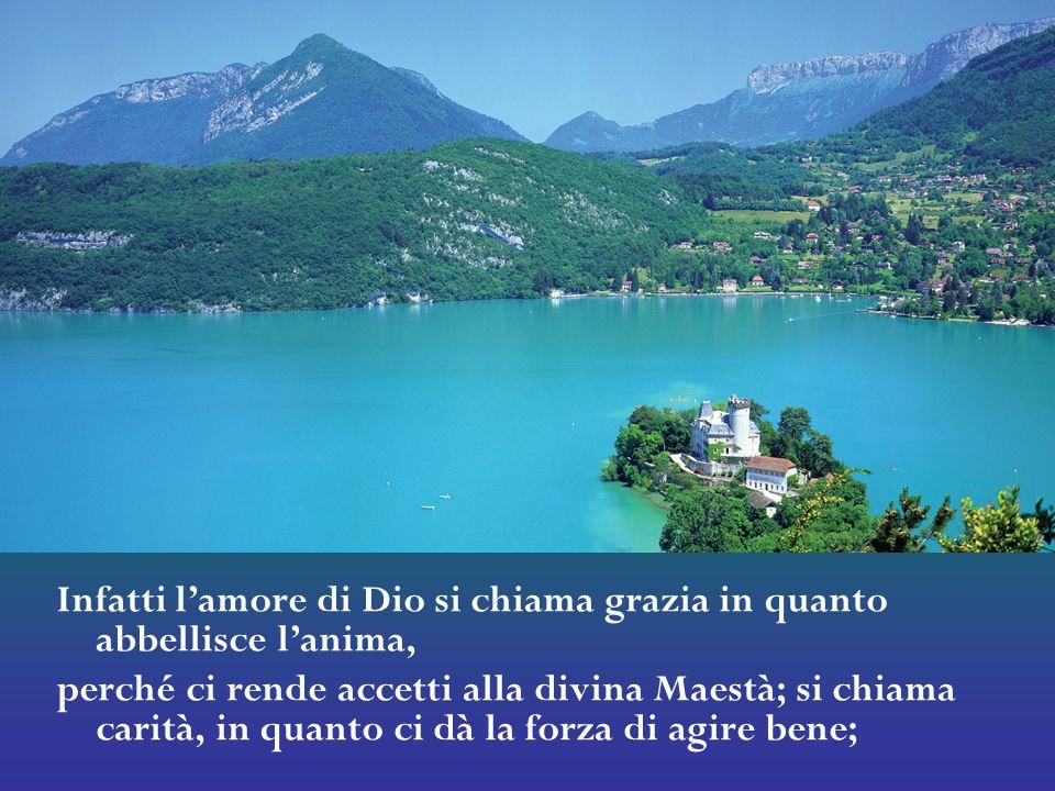 La vera e viva devozione, Filotea, esige l'amore di Dio, anzi non è altro che un vero amore di Dio; non un amore genericamente inteso.