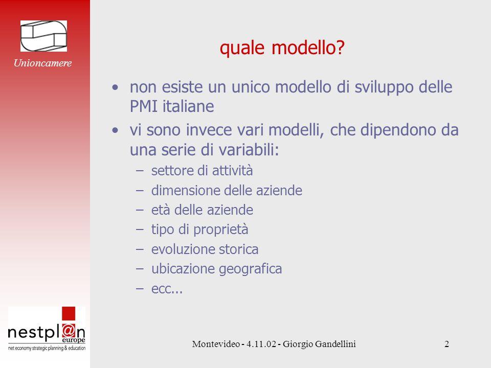Montevideo - 4.11.02 - Giorgio Gandellini2 quale modello.